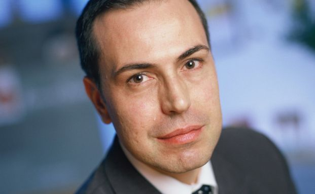 Eric Hermitte, Fondsmanager bei Amundi