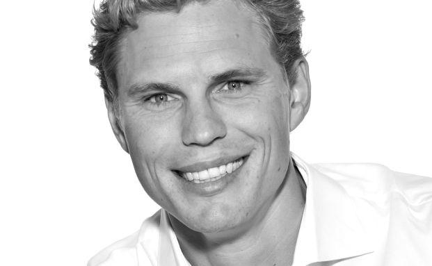 Erik Podzuweit, Mitgründer und Geschäftsführer der Online-Vermögensverwaltung Scalable Capital