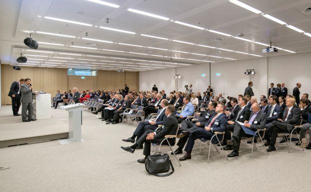 funds excellence - Eröffnung 2014
