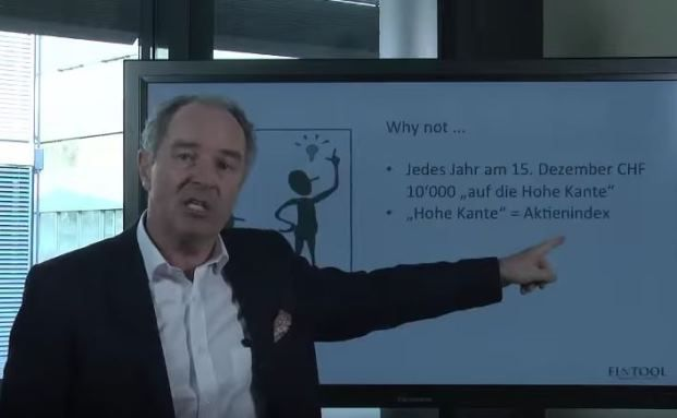 Prof. Dr. Erwin W. Heri, Universität Basel