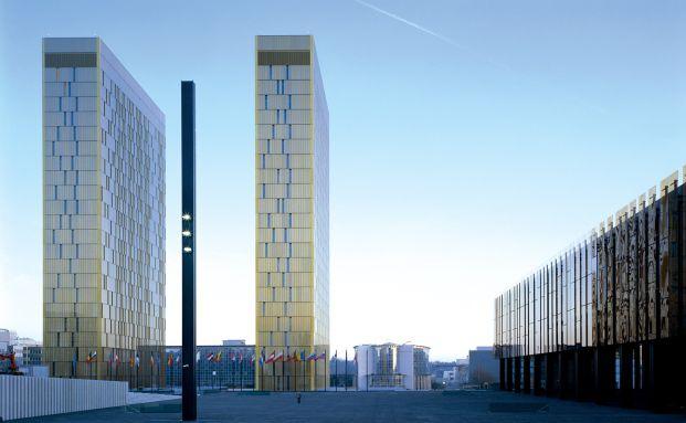 Der Europäische Gerichtshof, Foto: G. Fessy / Gerichtshof der Europäischen Union