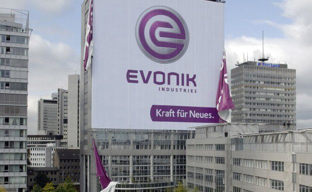 Evonik-Zentrale in Essen. Die Anleihen des Industriekonzerns<br>sind im Markit iBoxx Euro High Yield zu 1,5 Prozent<br>gewichtet. Die drittgr&ouml;&szlig;te Position