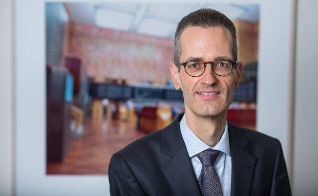 Ernst Konrad, Geschäftsführer bei Eyb & Wallwitz und verantwortlich für die Asset Allokation sowie die Aktienstrategie