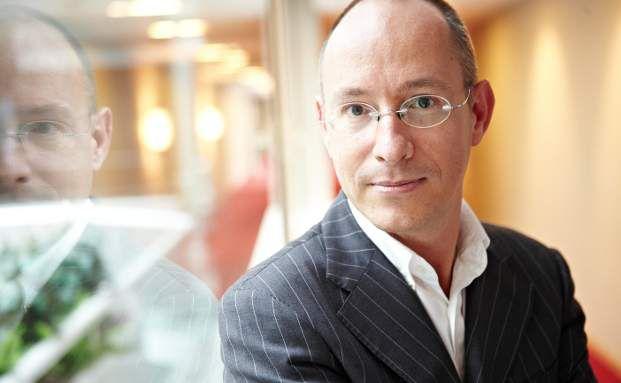 Rudi Van den Eynde, Manager des Dexia Equities Biotechnology