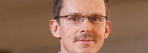Nachhaltigkeitsanalyst Matthias Fawer von Sarasin