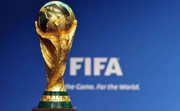 Der begehrte FIFA-WM-Pokal besteht aus 3,675 Kilogramm purem Gold (Foto: Getty Images)