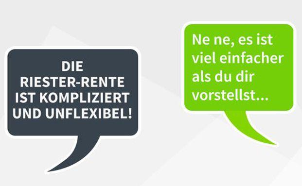 Die Riester-Rente sei einfacher als man denkt, sagen zumindest die Betreiber des Portals Fairr.de.