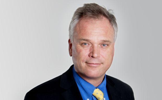 Kristian Falnes, Portfoliomanager des Skagen Global