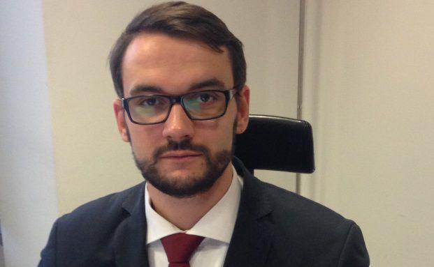 Stephan Witt, Kapitalmarktstratege der Finum.Private Finance in Berlin