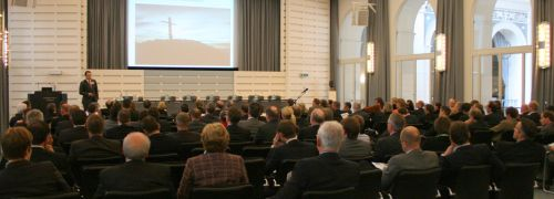 Der Filekongress 2009 in der Hamburger IHK