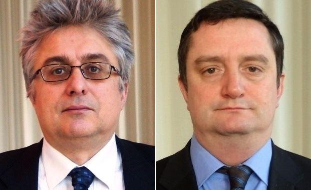 Rémy Croisille (links) und Christophe Olivier vom Vermögensverwalter Finaltis