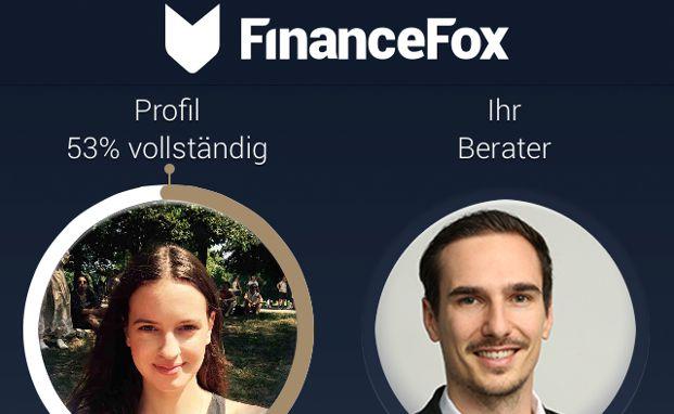 Die Financefox-App soll die Ansprüche und Erwartungen von Kunden, Versicherungsmaklern und Produktanbietern gleichermaßen erfüllen.