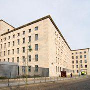 Das Bundesministerium der Finanzen<br>in Berlin, Quelle: Fotolia