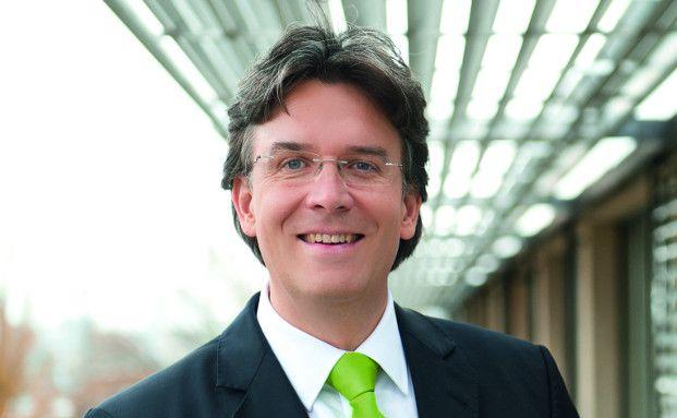 Frank Fischer verwaltet einen der beliebtesten Mischfonds am deutschen Markt.