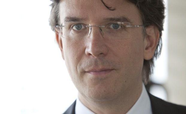 Frank Fischer, Manager des Frankfurter Aktienfonds für <br> Stiftungen