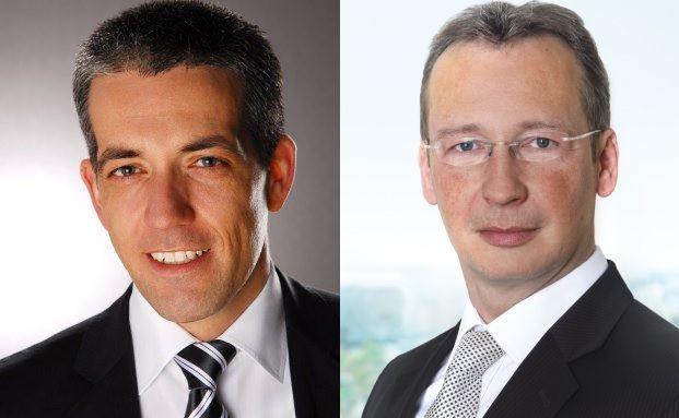 Andreas Schneeberger und Christian Fischer sind neue Vertriebsdirektoren bei  Aquila Capital (Foto:  Aquila Capital)