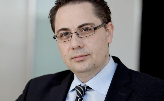 Eugen Fleck von der Vermögensverwaltung Sysbroker