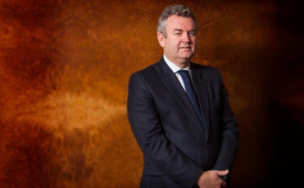 Campbell Fleming, neuer Vorstandschef von Threadneedle
