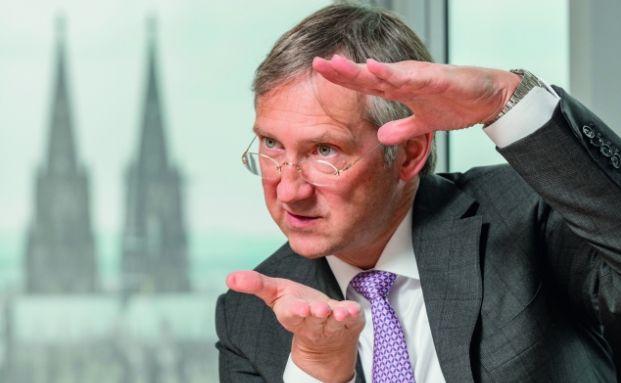 Bert Flossbach von Flossbach von Storch. Der FvS Multiple Opportunities gehört zu den stetigen Bestsellern unter deutschen Fondsprodukten.