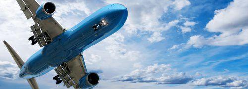 Flugzeugfonds verkauften sich 2008 gut <br> Quelle: fotolia