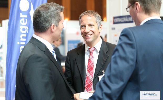 Norbert Porazik, Geschäftsführender Gesellschafter des Maklerpools und Messeausrichters Fondsfinanz. Alle Fotos: Fondsfinanz