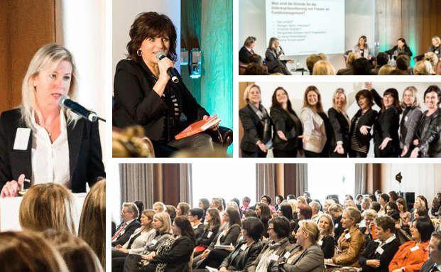 """Fondsfrauen-Gipfel 2016: """"Es darf gern ein bisschen mehr sein!"""""""