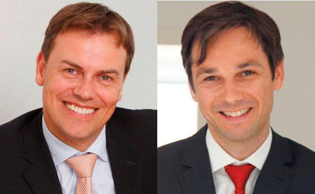 Wolfgang Altmann (li.) und Jochen Waag managen den Fortezza Finanz Aktienwerk.