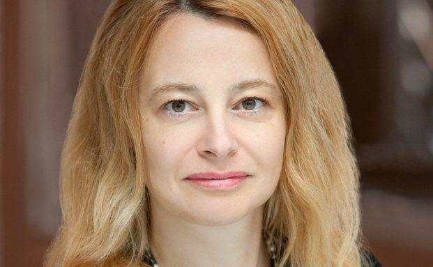 Angelika Millendorfer, Managerin des Raiffeisen-Osteuropa-Aktien