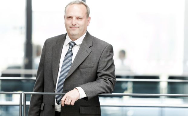 Mark Peden, Manager des Kames Global Equity Income Fund