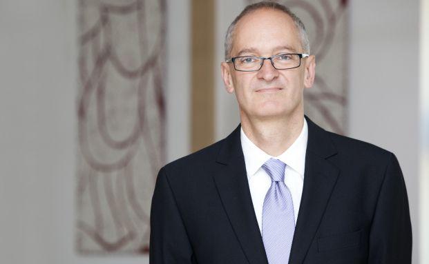 Wolfgang Pinner, Manager des Raiffeisen-Nachhaltigkeitsfonds-Aktien