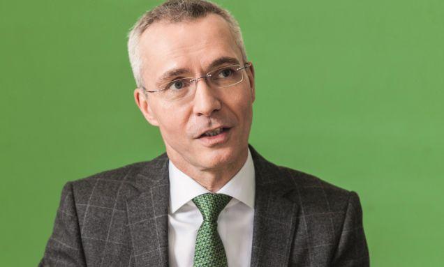 Michael Franke von der Rating-Agentur Franke & Bornberg