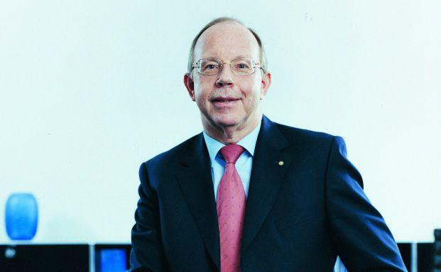 Vorstandsmitglied Hans-Theo Franken ist mit der Deutschen Vermögensberatung (DVAG) in der Cash-Hitliste vorn dabei, aber wie sieht es prozentual mit den Provisionserlösen aus?