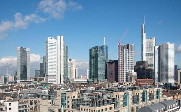 Skyline Frankfurt am Main (Foto: Epizentrum Wikipedia)