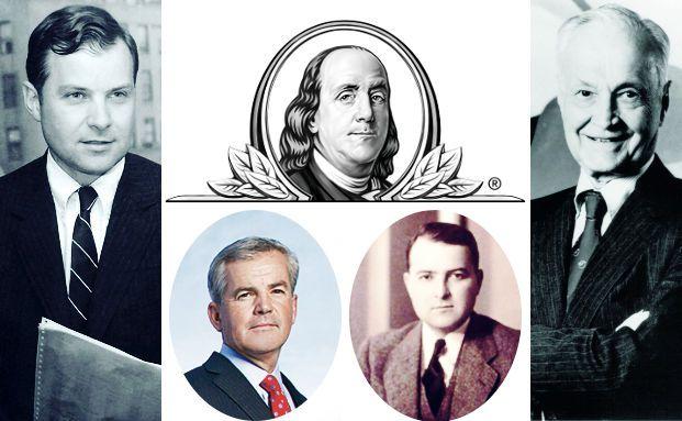 Fondsgesellschaften im Porträt: Franklin Templeton – von amerikanischen Gründervätern und Starinvestoren