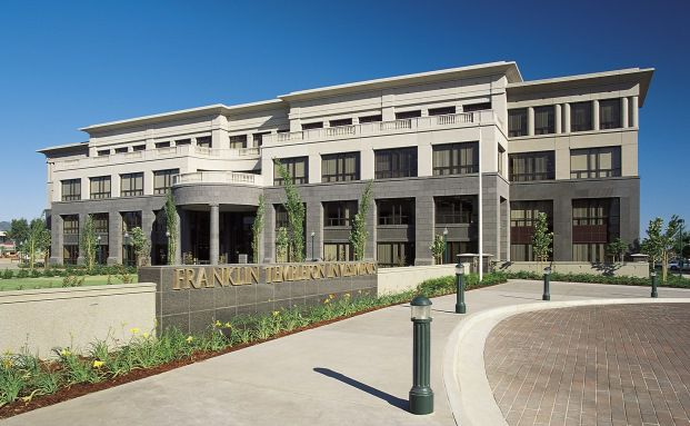 Hauptsitz von Franklin Templeton Investments in San Mateo, Kalifornien. Foto: Franklin Templeton