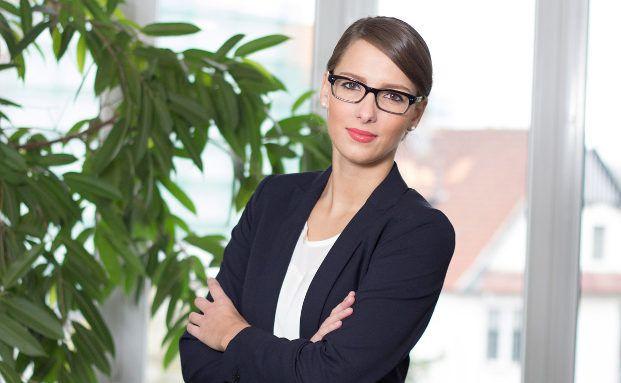 Franziska Pohl, Finanzexpertin und Pressesprecherin von Blaudirekt.