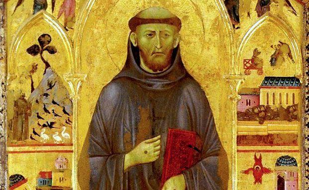 Der Ordensgründer Franz von Assisi ist Namensgeber des Fonds. Foto: Wikipedia