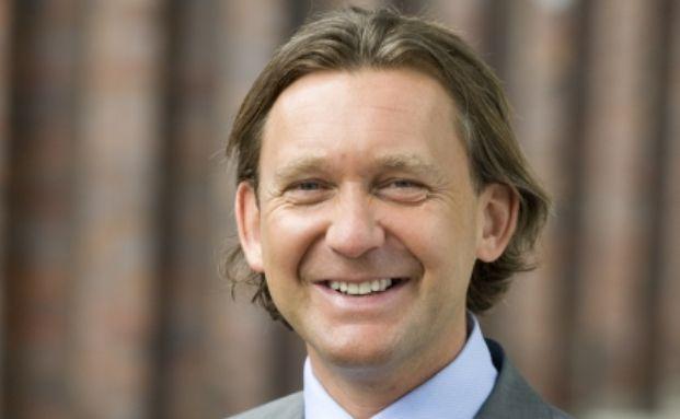 Graham French, Manager des Fonds M&G Global Basics, <br> der laut