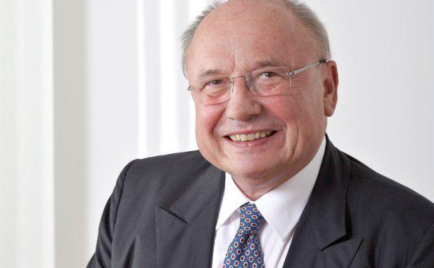 Bankier Friedrich von Metzler