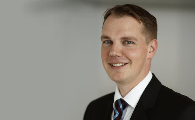 Stephan Fritz, Vertriebsmann bei Flossbach von Storch