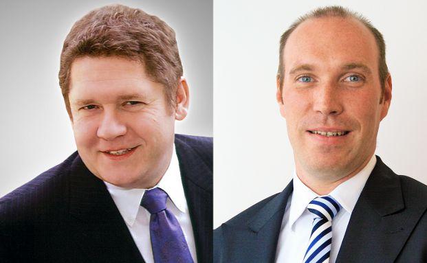 Alexander Froschauer (li.) und Martin Langer,<br>LGT Capital Management