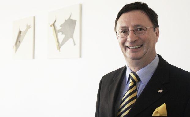 Fondsmanager Johannes Führ