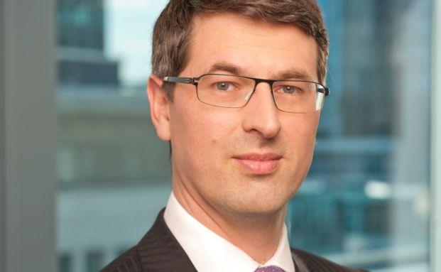 Tilmann Galler, Marktstratege bei JP Morgan Asset Management in Frankfurt