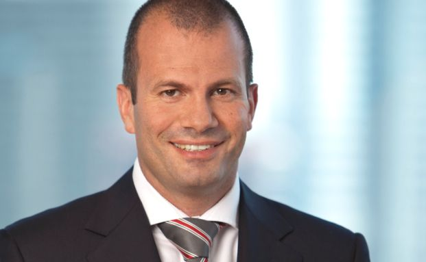 Giovanni Gay, Geschäftsführer der Union Investment <br> Privatfonds GmbH