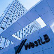 West-LB-Zetrale in Düsseldorf
