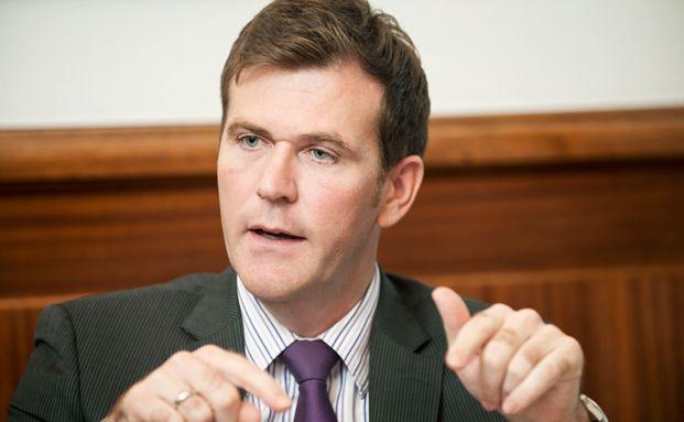 Christoph Gebert, Fondsmanager bei Warburg.