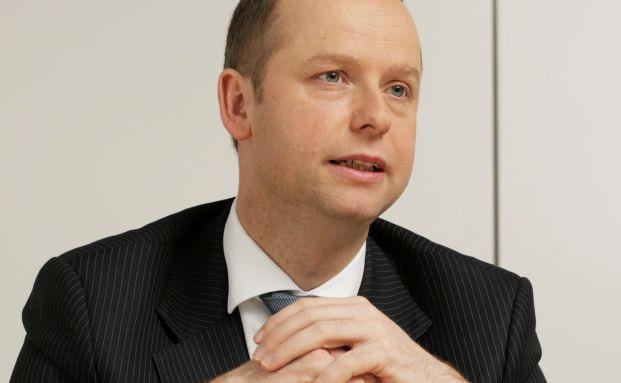 Henning Gebhardt, Manager des DWS Aktien Strategie Deutschland