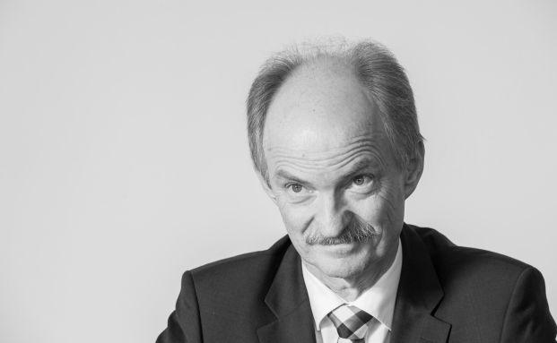 Rainer Gebhart, Vorstandsmitglied der WWK Lebensversicherung und der WWK Allgemeinen Versicherung (Foto: Sebastian Widmann)