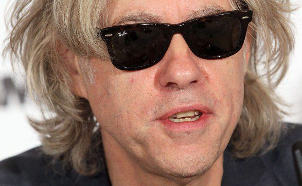 Bob Geldof<br> Quelle: Getty Images