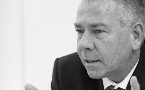 Rainer Gelsdorf ist Geschäftsführer der Württembergischen Vertriebsservice, die seit 2007 Vertriebseinheit der Wüstenrot & Württembergischen für Makler ist. (Foto: Thomas Bernhardt)